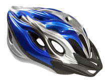 Bike helmet Stock Photography