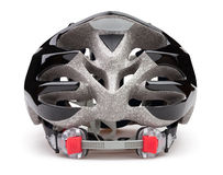 Bike helmet Stock Image