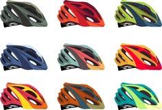 Bike helmet Royalty Free Stock Image