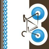 Bike icon Royalty Free Stock Photography
