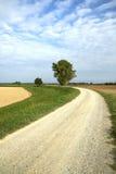 Bike il percorso Immagine Stock Libera da Diritti