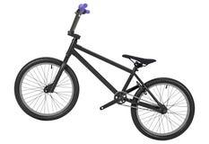 Bike isolated on white royalty free stock photos