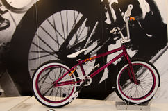 Bike at the ISPO Bike in Munich, Germany Royalty Free Stock Photos