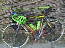 Bike Legstrong Stock Image