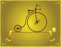 Bike meu bisavô Fotos de Stock