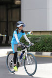 Bike for Mom Stock Images