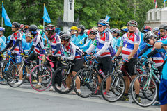 Bike For mom Event in Thailand Royalty Free Stock Photos