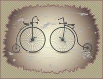 Bike my great-grandfather Stock Photo