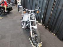 Bike. 2015 New York International Auto Show. Royalty Free Stock Image