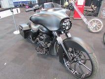 Bike. 2015 New York International Auto Show. Royalty Free Stock Photography