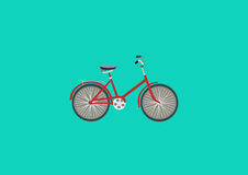 Bike. It is nice and cool bike Royalty Free Stock Photos
