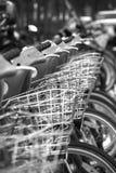 bike paris стоковое изображение rf