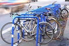 Bike Park Stock Images