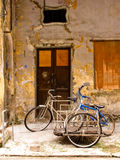 Bike parking Stock Images
