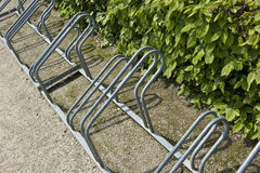 Bike Parking Stock Image
