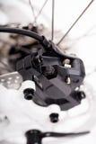 Bike parts Stock Image