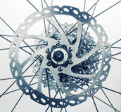 Bike parts Royalty Free Stock Photography