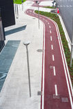 Bike Path Stock Image