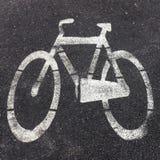 Bike path Stock Photos