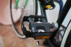 Bike pedal Royalty Free Stock Image