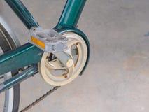 Bike pedal. Royalty Free Stock Image