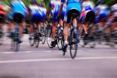 Bike Race Royalty Free Stock Images
