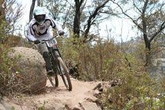 Bike race Royalty Free Stock Image