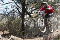 Bike race Royalty Free Stock Photography