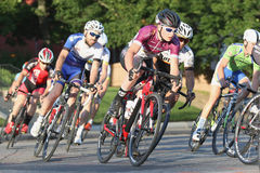 Bike race Royalty Free Stock Photography