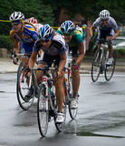 Bike Race - Women stock photography