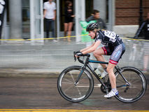 Bike Race - Women stock photos