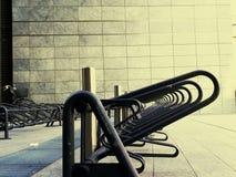 Bike raks Stock Image