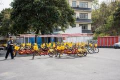 Bike for Rental Stock Photos