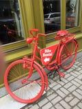 Bike rental Royalty Free Stock Photos