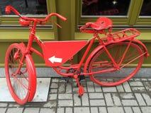 Bike rental Stock Image