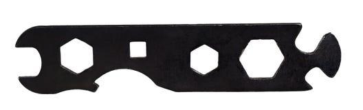 Bike repair universal wrench Stock Photo