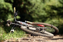 Bike rest royalty free stock images