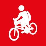 Bike ride design Royalty Free Stock Photography