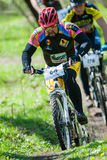 Bike rider Royalty Free Stock Image