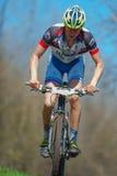 Bike rider Royalty Free Stock Photography