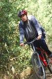 Bike riding. Royalty Free Stock Photos