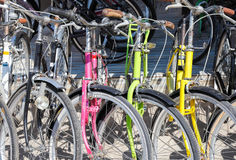 Bike sale Royalty Free Stock Photos