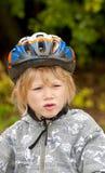 Bike a segurança Foto de Stock