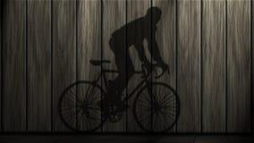 Bike, Shadow, Sport, Hispanic Royalty Free Stock Photography