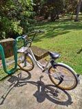 Bike sharing Royalty Free Stock Photo