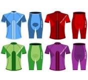 Bike shirt design Stock Photo