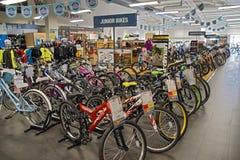 Bike shop Royalty Free Stock Photo
