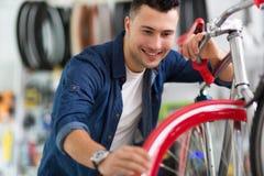 Bike Shop Stock Images