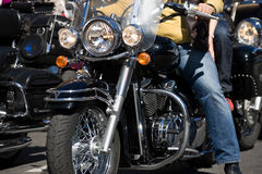 Bike show Royalty Free Stock Image