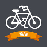 Bike sport Royalty Free Stock Photography